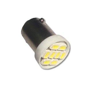 LED H6W Lamp PL-BA9S-8-1210